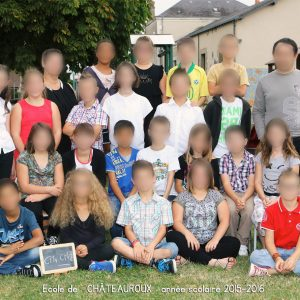 Photo de classe  élémentaire ImagePro Photolouis Centre Indre 36