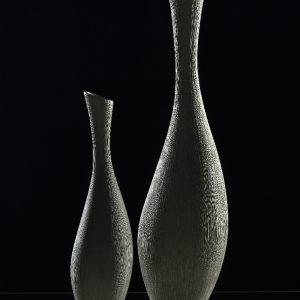 Vases contemporains avec travail de la lumière en Studio - Image Pro Photolouis - Indre